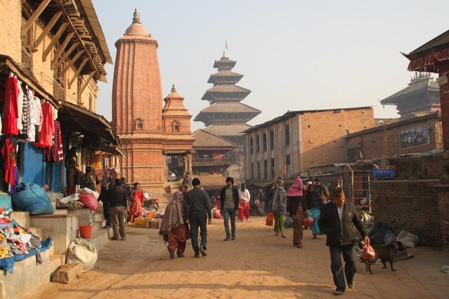 Bhaktapur the Resilient